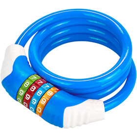 Puky KS Safety Cable Lock Kids blue
